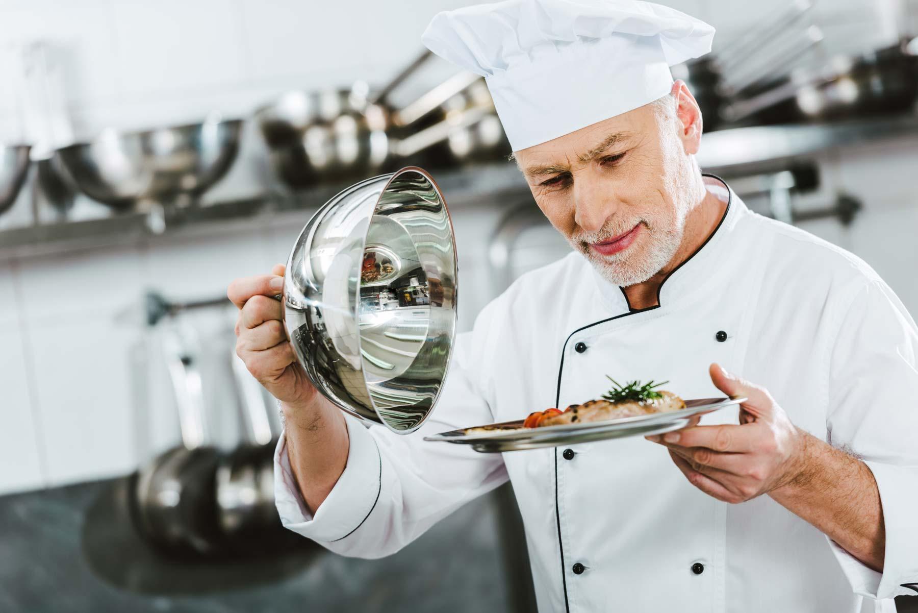accessori gastronomia in acciaio inossidabile