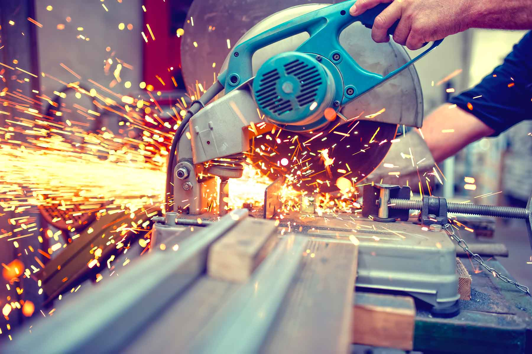 Modulo Inox: un mondo fatto di acciaio