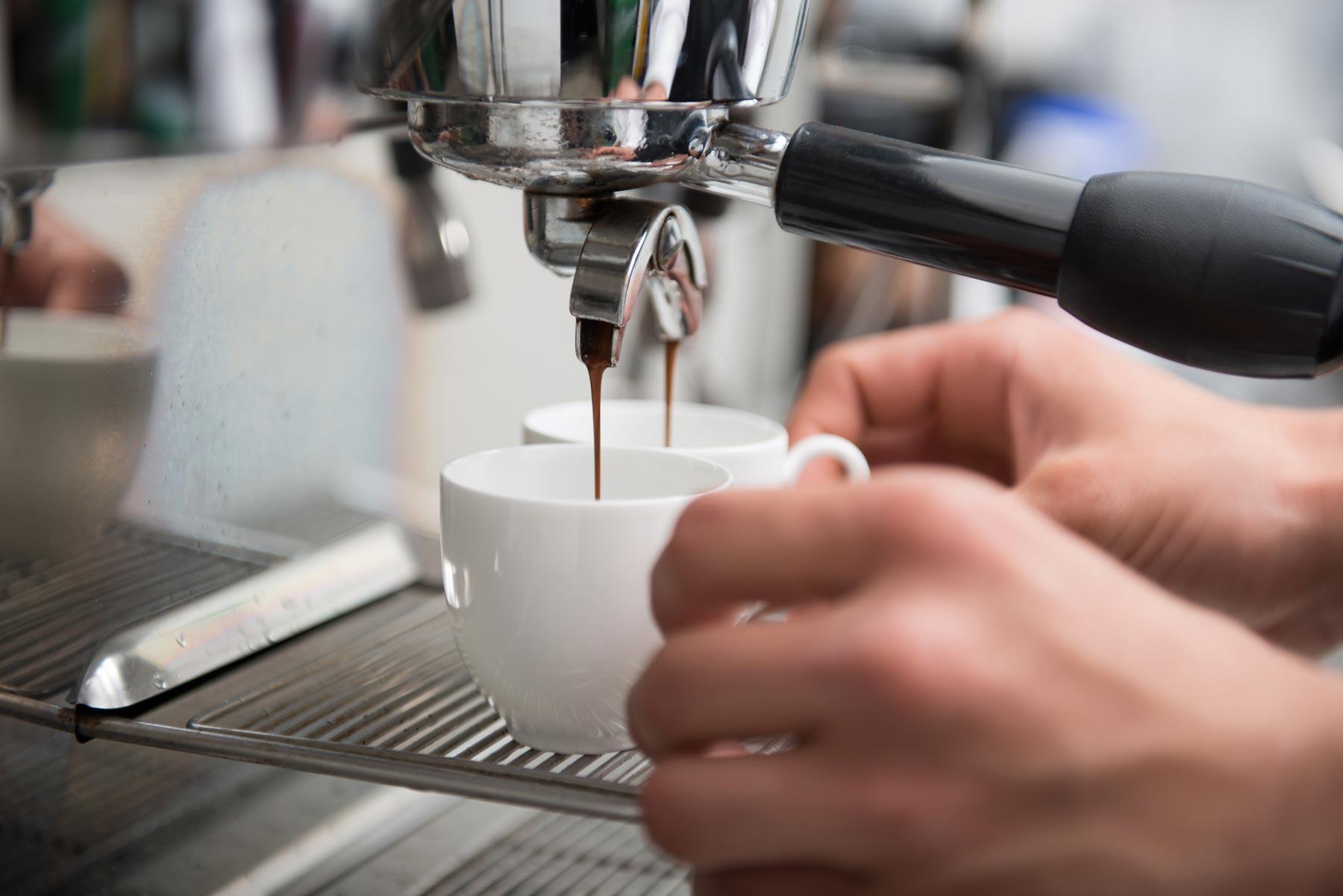 tramogge per caffè