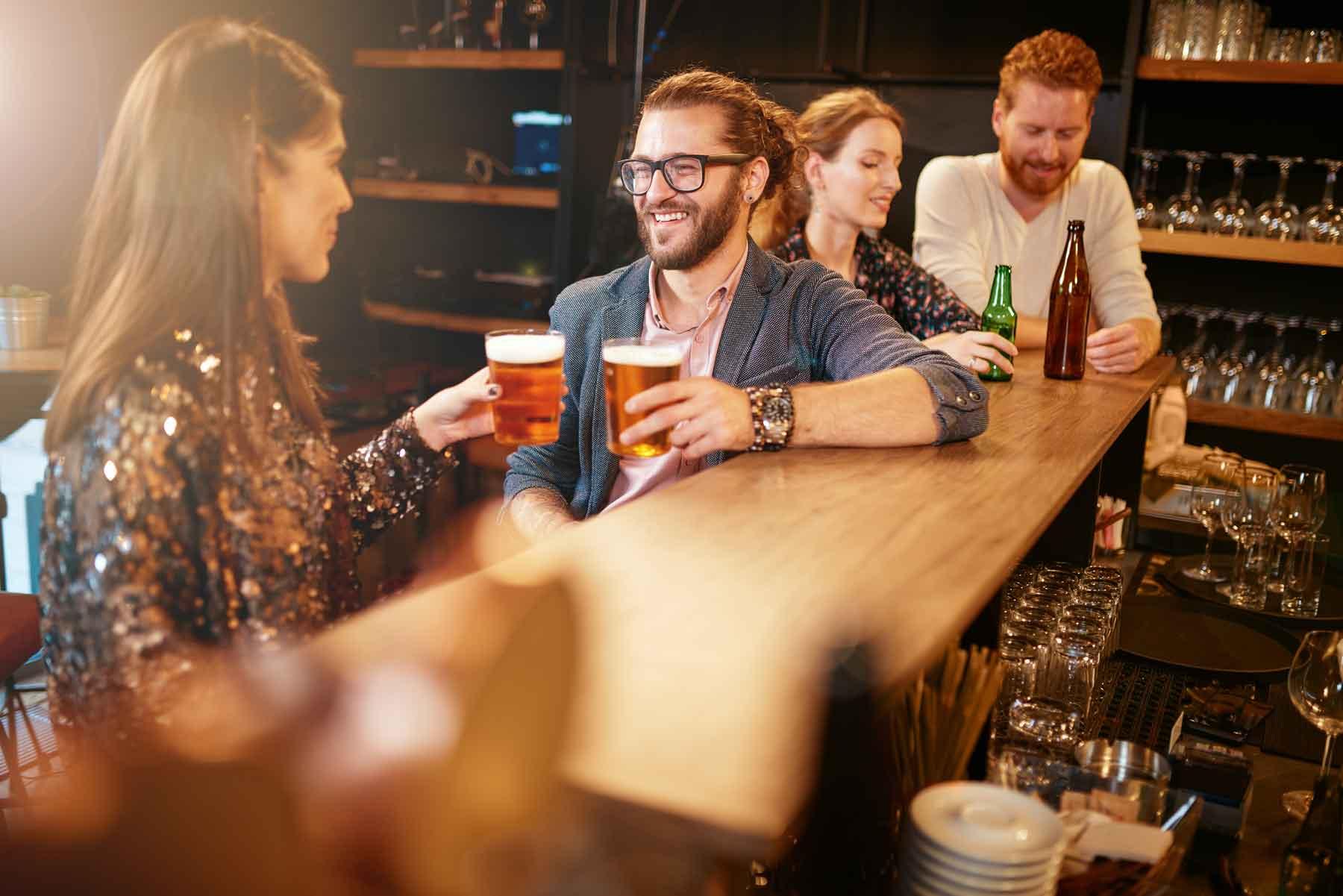 tipologie di bar più comuni in Italia